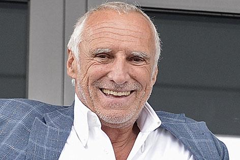 Red-Bull-Chef Dietrich Mateschitz