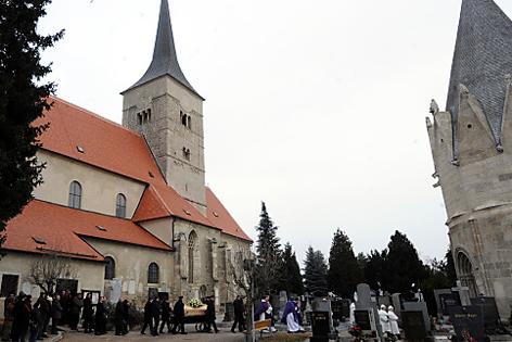 Kirche in Pulkau