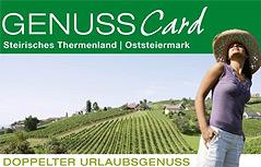 Die Oststeiermark-Genusscard