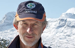 Estolf Müller Bergretter Landesleiter der Bergrettung in Salzburg