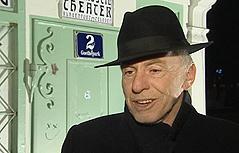 Eröffnungsgast Werner Überbacher