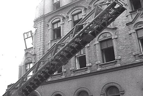Erdbebenschäden 1972