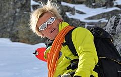 Günter Karnutsch Berg- und Skiführer, Obmann des Salzburger Bergführerverbandes