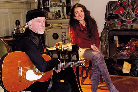 Timna und Arik Brauer
