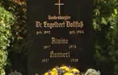 Dollfuß-Grab in Hietzing