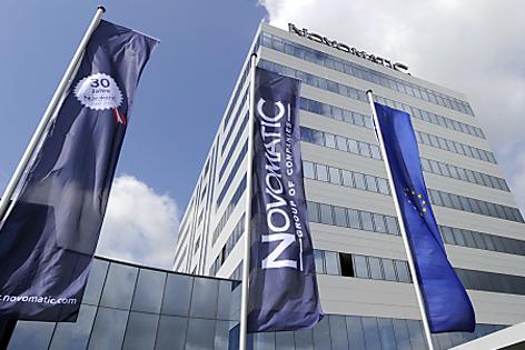 Novomatic-Zentrale