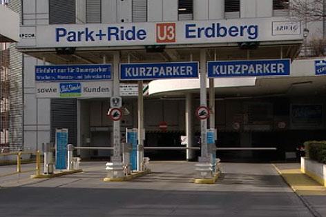 Park & Ride-Anlage Erdberg