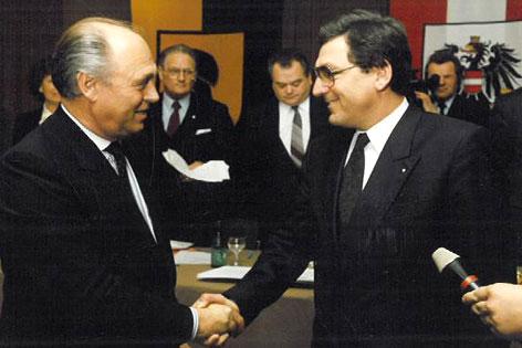 Helmut Manzenreiter, SPÖ