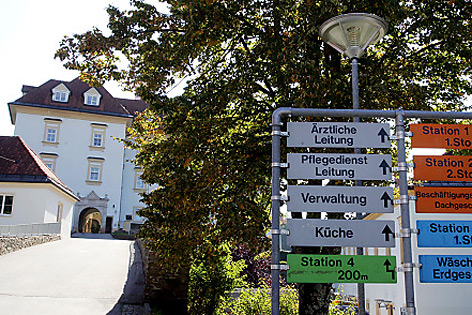 Pflegeheim Schwanberg
