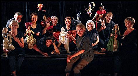 Gretl Aicher Salzburger Marionettentheater