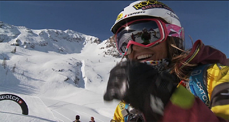 Eva Walkner Freeriden Freeride World Tour Wildseeloder