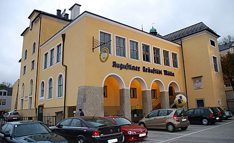 Augustiner Bräustübl Mülln