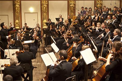 Tonkünstler im Musikverein