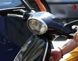 Motorroller, Vespa, Moped