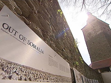"Ausstellung ""Out of Somalia"""