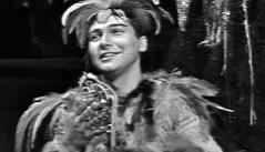 Heinz Holecek als Papageno