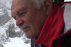 Peter Fuchs, ORS-Kärnten, Bergung aus Gondel am Dobratsch, Übung