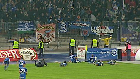 Derby Bw Linz Siegte über Den Lask Ooeorfat