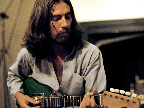 "George Harrison-Doku ""Living in the Material World"", 2011, Martin Scorsese"
