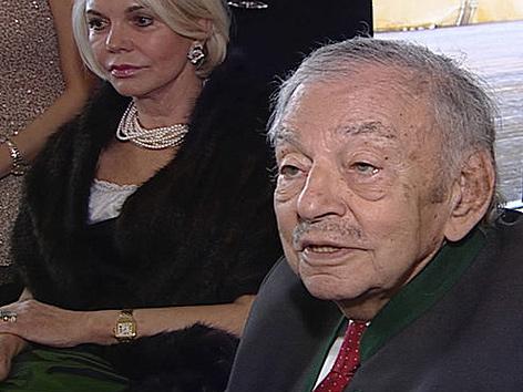 Friederike Schenk und Karl Wlaschek