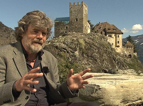 Reinhold Messner, seine Burgen und Schätze