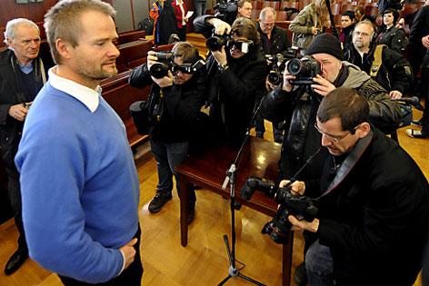 Martin Balluch vor Gericht