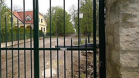 Tiergartenmauer