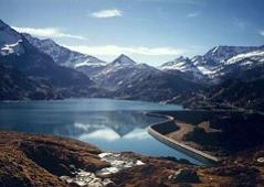 Tauernmoossee Weißseegebiet ÖBB Kraftwerk