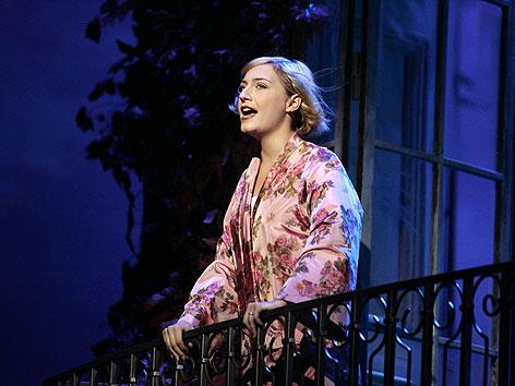 """Fotoprobe """"Rebecca"""" am Samstag, 16. September 2006 im Raimund Theater in Wien"""