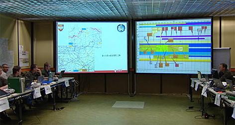 Regierungsbunker St. Johann Luftraumüberwachung Bunker