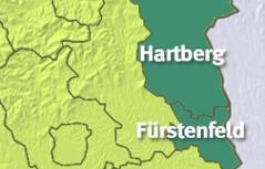 In der Steiermark entstehen neue Bezirke