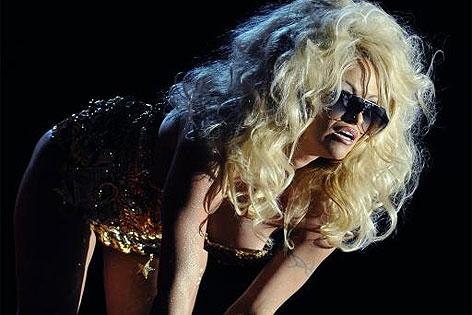Pamela Anderson beim Life Ball 2009