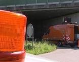 Autobahn, Asfinag, Straßenreinigung