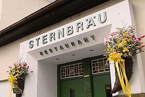 """Der Großgasthof """"Sternbräu"""" in der Salzburger Altstadt"""