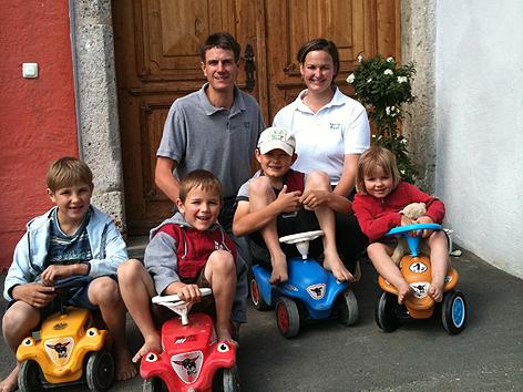 Die Familie Lanzer