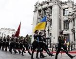 Präsidenten Palast Kiew