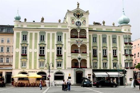 Rathaus in Gmunden