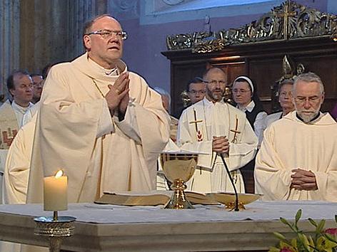 Bischof Alois Schwarz Festgottesdienst