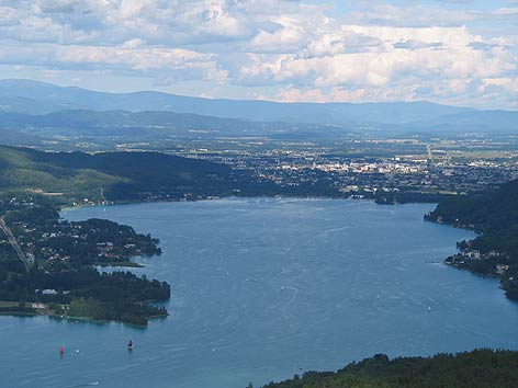 Wörthersee Klagenfurt