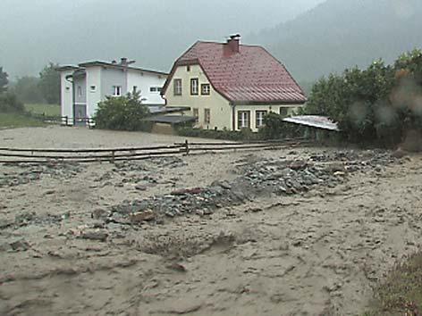 Liezen Überschwemmungen