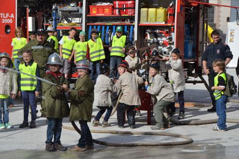 Feuerwehrmesse Innsbruck