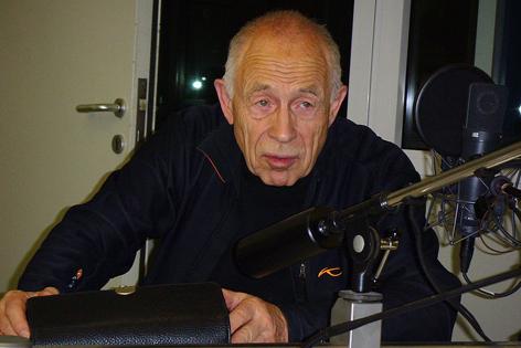 Der frühere deutsche CDU-Politiker Heiner Geißler