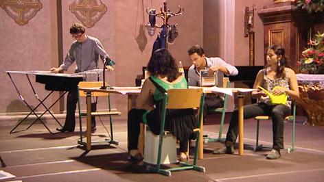 Eröffnungskonzert des Kammermusikfestivals Lockenhaus