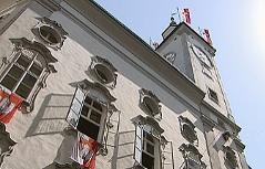 Das Salzburger Rathaus