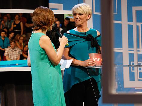 Clarissa Stadler Karin Bernhard