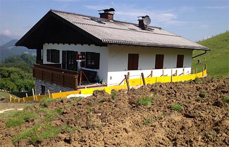 Mure in Dürrnberg bei Hallein