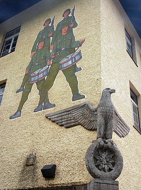 Konrad Kaserne Bad Reichenhall