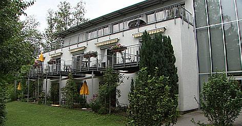 Helga Treichl Hospiz in Salzburg-Morzg