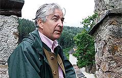Karl Khevenhüller-Metsch Burgherr Burg Hochosterwitz