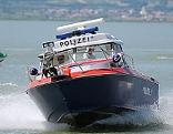 Polizeiboot Neusiedler See